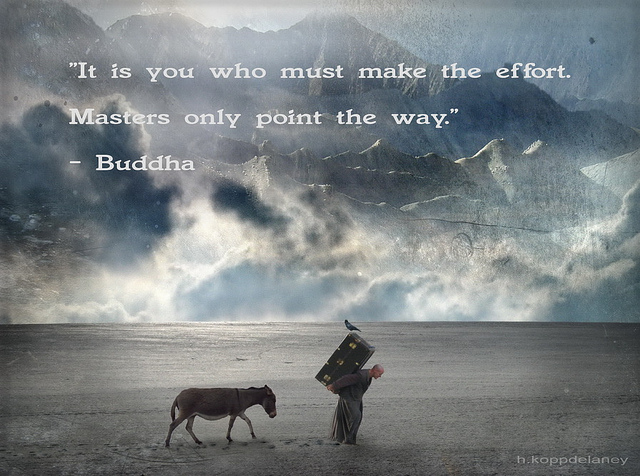 effort buddhist singles Mental development in buddhism there is not only one goal concentration is the practice of focussing the mind single-pointedly on a single object.