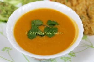 Root Vegetables Soup